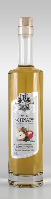 Apfel Schnaps - Edelbrand 500ml - 44% Vol.