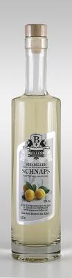 Mirabellen im Eichenfass Schnaps - Edelbrand 500ml - 42% Vol.