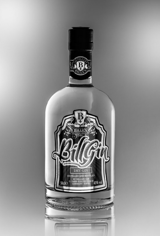 BillGin 500ml - 45% Vol.